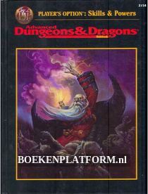 Advanced Dungeons & Dragons, Players Option: Skills &Powers
