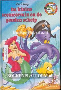 De kleine zeemeermin en de gouden schelp