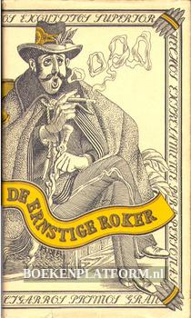 De ernstige roker, gesigneerd