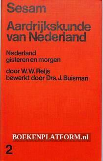 Sesam Aardrijkskunde van Nederland 2