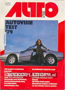 Autovisie Test '79