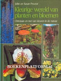 Kleurige wereld van planten en bloemen