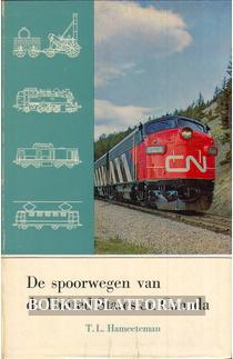 De spoorwegen van de United States en Canada