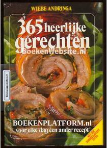 365 heerlijke gerechten