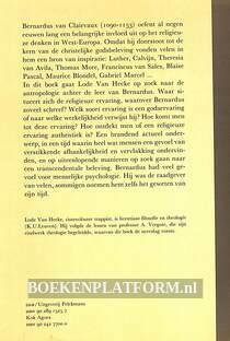 Bernardus van Clairvaux en de religieuze ervaring