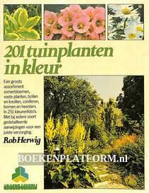201 tuinplantenin kleur