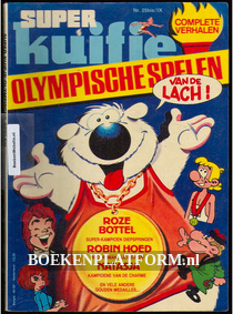 Olympische spelen van de lach