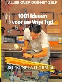1001 Ideeen voor uw Vrije Tijd