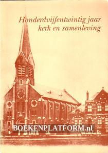 Honderdvijfentwintig jaar kerk en samenleving