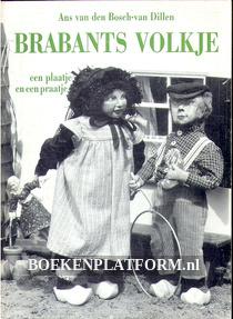 Brabants volkje, gesigneerd