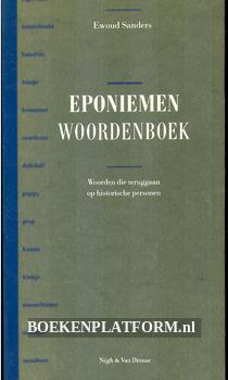 Eponiemen woordenboek