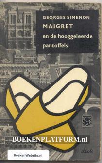 0099 Maigret en de hooggeleerde pantoffels