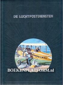 De luchtpostdiensten