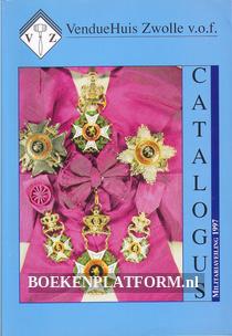 Catalogus Militaria veiling 1997