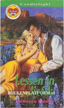 0062 Lessen in liefde