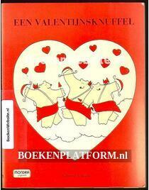 Een Valentijns knuffel