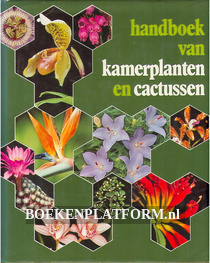 Handboek van kamerplanten en cactussen