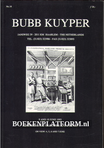 Auction Sale of Books and Prints 1993