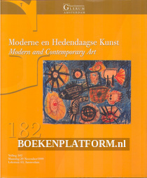 Moderne en Hedendaagse Kunst 1999