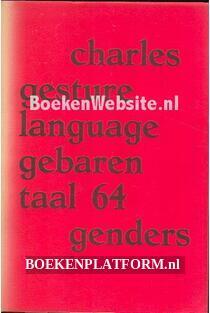 Charles Gesture language gebaren taal 64