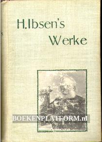 H. Ibsen's Werke ****