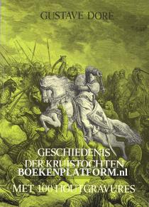 De geschiedenis der kruistochten