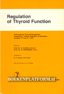 Regulation of Thyroid Function