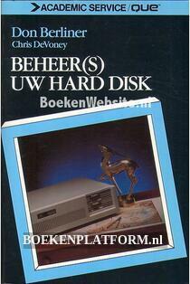 Beheer(s) uw harddisk