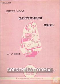 Muziek voor Elektronisch orgel