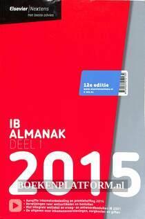 IB Almanak 2015 deel I