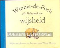 Winnie de Poeh, het kleine boek van wijsheid