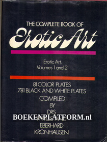 The Complete Book of Erotic Art, Vol