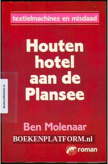 Houten hotel aan de Plansee