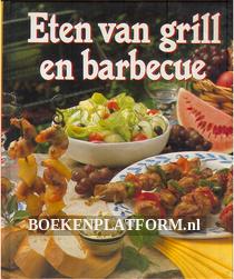 Eten van grill en barbecue