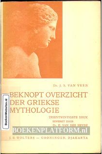Beknopt overzicht der Griekse Mythologie