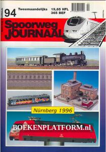 Spoorweg Journaal, jaargang 1996