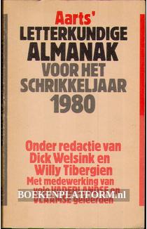 Aarts letterkundige Almanak 1980
