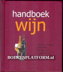 Handboek wijn