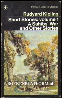 Rudyard Kipling Short Stories Vol.1