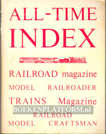 All-Time Index Trains Magazine 1929-1969