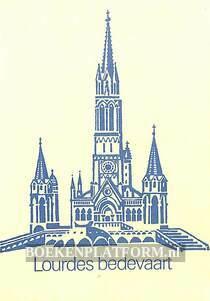 Lourdes bedevaart