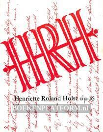 Henriëtte Roland Holst