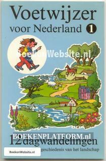 Voetwijzer voor Nederland 1