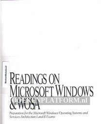 Readings on Microsoft Windows & Wosa