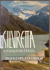 An der Silvretta- Hochalpen- strasse