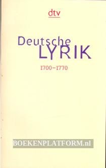 Deutsche Lyrik 5