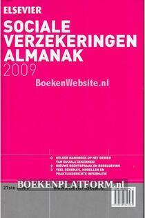 Sociale Verzekeringen Almanak 2009