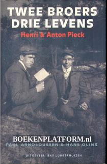 Twee broers drie levens, Henri en Anton Pieck