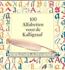 100 Alfabetten voor de kalligraaf