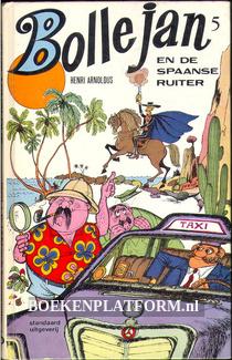 Bollejan en de Spaanse ruiter